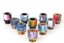 Resin drip tip / Steelvape resin drip tip 510 Resin Drip Tip: 8.60mm 810 Resin Drip Tip: 12.50mm 1110 Resin Drip Tip: 22.00mm