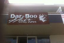 Dar-Boo Hair Cape Woolamai 5956-7254