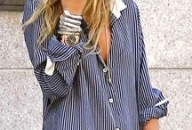 Men's fashion on women