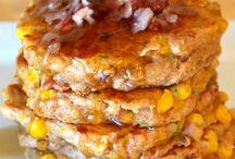 Corn Recipes / #corn #summercorn #sweetcorn #cornrecipes #cornbread