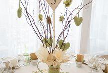 Wedding-Centre Pieces