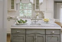 Kitchen Ideas / by Wendy Hyde