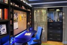 Bedroom ideas / by Elizabeth Durrett Wersebe