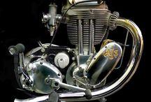 Motorsykkel motorer