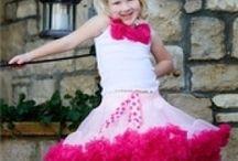 Petticoats, ballet and accessoires