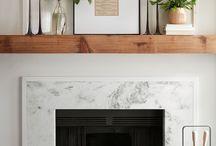 Fireplace | Mantle Ideas
