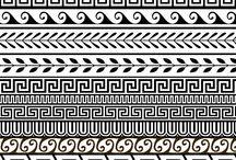 decorazione greco-romana