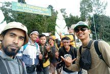 Rebellion Trip to MERBABU via SELO