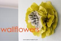 DIY Flowers / by Heather Vo