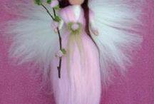 felt fairy etc