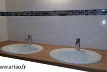 planche tendance salle de bain
