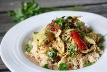 Paleo / Crock pot meals