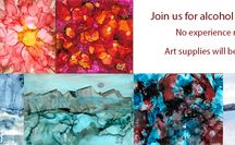 Events & Classes / Offering local art related classes and events. Bring your friends and family!