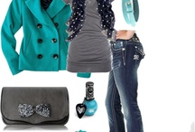 The fashion style :)