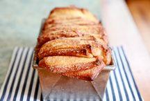 Food, glorious food! / bread + rolls + buns