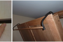 The Create-A-Bed® murphy bed mechanism