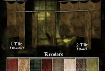 Sims 2 - Buy - Curtains