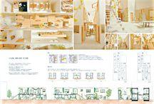 ポートフォリオ 建築