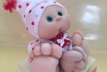 panenka z punčochy