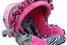Girl Infant Car Seat Covers