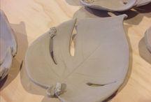 Clay ceramics pottery