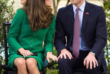 William and Kate / Royalty! / by Grace McAuliffe