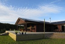 Eco-friendly baches & holiday homes of New Zealand