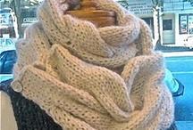 Yarn -Knitting & Crocheting / by Cindy Ladbasri