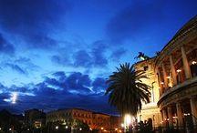 #PALERMO / Ciudad siciliana, puerto de cruceros.