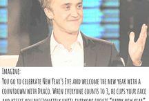 Draco Malfoy⚜️