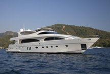 M&M / #motoryacht, #yacht, #bluevoyage, #yachtcharter, www.cnlyacht.com