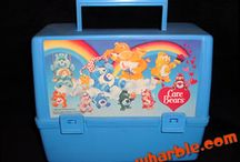 Care Bear   Lunch Box & Thermos