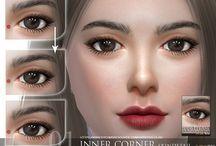 Sims 4 cc skin details