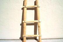 Furniture - Bookcase Ladders