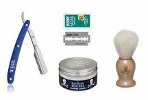 Rasage Barbier / Articles et produits de rasage à l'ancienne comme chez le barbier.