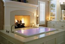 Master Bath / by Kara Burke