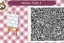 Animal crossing Paths / Animal crossing paths