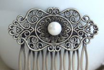 Antique hair combs / by Carole Smith