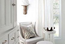 Interiors-White / by Kyra Williams