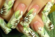 Gröna naglar