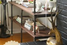 DIY: Shelves I SK: polcok