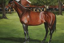 Race Horses In Art 02- Notable 21th Century European Raced Colts And Geldings / Horses born after 2000 (included).