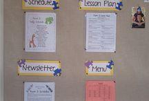 parent bulletin boards