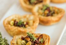 Easy Holiday Appetizers / Looking for festive appetizers you can whip up in a flash? You're in the right place.  / by Betty Crocker