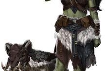 RPG Fantasy - Orcs