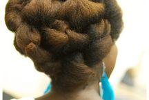 Natural Hairstylez / by Tiffanie Robertson