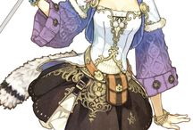 costumes: magicalgirl