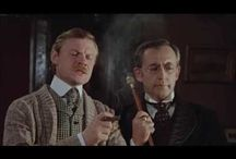 (HD) DOG OF THE BASKERVILLE. The Adventures of Sherlock Holmes and Dr. Watsonnull