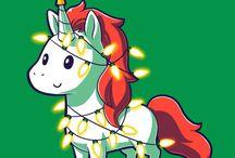 Unicorn x mas