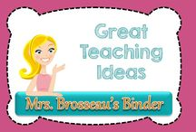 Great Teaching Ideas for Your Classroom